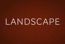 PAISAJES. LANDSCAPE / Paisajes naturales, fotografías de espacios exteriores.