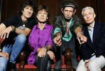 The Rolling Stones / by Maria Vaz