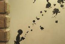 sillouette art