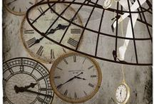 Passion pour les horloges...Le temps