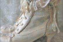 Passions pour les vieilles chaussures