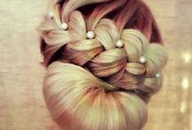 Passion pour les coiffures...