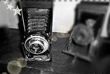 Passion pour les appareils photos anciens et vintage