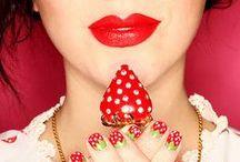 Passion pour les fraises