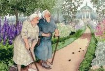 Elderly care poems and sayings