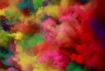 Passion pour les couleurs