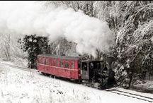 Passion pour les trains....
