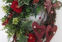 dekoratif çiçekler. .