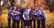 Rendezvous Dental: 307.856.2778 / Our Team at Rendezvous Dental in the great town of Riverton, WY.