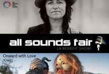 All Sounds Fair L.A. Benefit Show / All Sounds Fair inaugural benefit show at Hotel Cafe on Tuesday, Feb 9th. Portion of proceeds to benefit LA LGBT Center...presale here: ow.ly/WYbXv