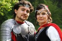 Medieval style wedding / Photos of our beautiful customers at medieval style wedding ceremonies.