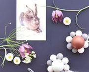 Frühling * Spring * Easter / DIY-Ideen für den Frühling