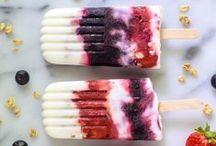 popsicles & ice cream