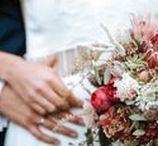 Hochzeit * Wedding * Flowers / Blumenschmuck zur Hochzeit