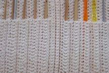 Crochet - Supplies