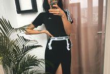 @dopiumurban /  Kappa Adidas Fila Nike Reebok Puma All the top brands in one cool shop