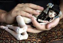 Dolls  / by Raven Cross