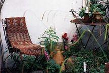 Summer & Outdoor Spaces