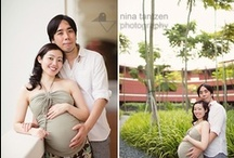 what to wear - maternity inspiration / some ideas to help you get started on choosing outfits for your maternity photo session