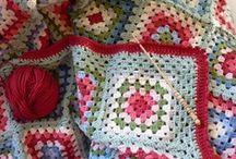 Crochet. 코바늘 / null