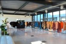 Showroom visit / Main showroom is located at Comfort headquarter in Noventa di Piave, a step from Venice - www.comfortwear.it