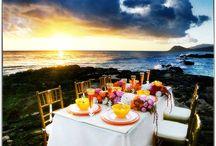 Hawaii/ Wedding ideas / Wedding ideas