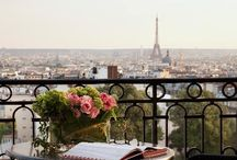 Paname mon amour / by Tess C