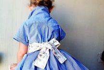 Återvinna kläder mm.