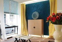 Rivestimenti / Insieme a roll rivesti la tua casa con tessuti parati tende e pavimenti di qualità ed innovativi, trovi un' emozione sempre nuova cambiando volto alla tua casa e rendendola il tuo posto più bello.