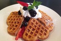 GOURMET WAFFLES: The Goods / Waffles. And waffles. And Waffles. OH MY!