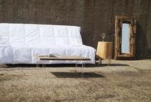 Naturel chic / Inspiration de décors naturel chic. Transparence et bois naturel - sophistiqué et recherché