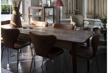 Home Interiors - Previous Home / Our Victorian Home where we display   our Vintage furniture - also available for location hire