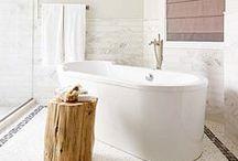 Perfect bathroom / inspiration pour salle de bain moderne contemporain