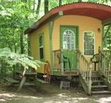 Extreme Downsizing / Small space living from a house to an rv to a sailboat.
