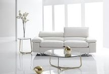 Modern Chic / If you're looking for a way to convey your personal flair and style in your home, look no further than modern chic.