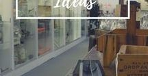 Booth Setup Ideas / Setup inspiration for antique dealer and vendor booths
