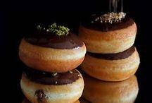 Donuts, rosquillas y madalenas