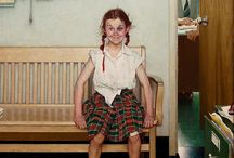 Norman Rockwell / My all time favourite Illustrator Norman Rockwell