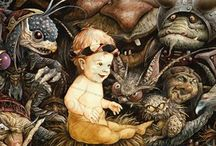 Brian Froud / Fantasy Illustration at its Best