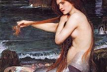 The Pre-Raphaelites / They called themselves the Pre-Raphaelite Brotherhood.