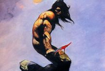 Frank Frazetta / Illustrator