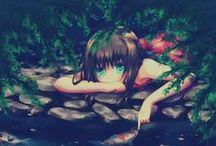 Anime, manga ect. / There are some interesting pics about anime/manga/games.