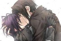 Shounen-ai & yaoi / Yeah. Maybe I'm pervert but... <3