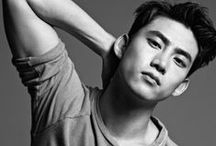 Ok Taecyeon / This is my future husband! He's from Korea and I'll love him to the rest of my life. (Just joke) :D