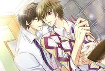 Junjou Romantica & Sekai-ichi Hatsukoi / Love! Love! Love!