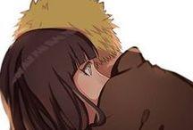 Naruto - Hinata x Naruto (Naruhina)