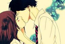Ao Haru Ride / Love story what I love so much.