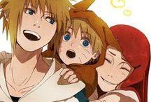 Naruto - Uzumaki/Namikaze family