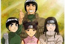 Naruto - Team Gai / Neji is my crush! :3