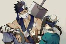 Naruto - Zabuza & Haku / Love them both!